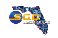 Tampa Business Phone Systems Company Logo - SGD Communications