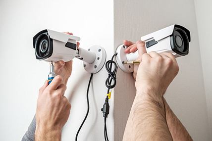 Communications Company Installing Surveillance Camera Systems in Wesley Chapel Pasco County FL